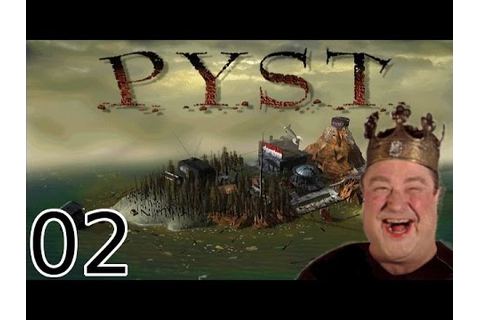 Pyst - [02/02] - English Playthrough - YouTube