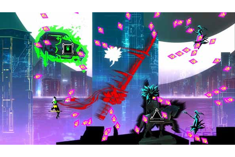 A City Sleeps is a bullet-hell shooter from Rock Band lot ...