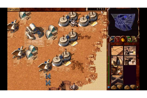 Dune 2000 New Atreides Campaign - Mission 1 - YouTube