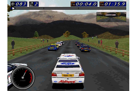 Rally Championship Download (1996 Sports Game)