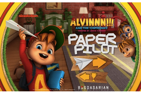 Play alvin and the chipmunks chipwrecked games online free