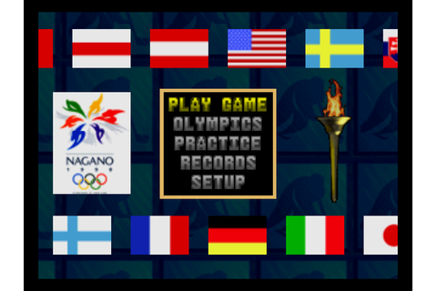 Olympic Hockey Nagano '98 Download Game | GameFabrique