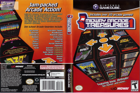 Download free software What Games Are On Midway Arcade ...
