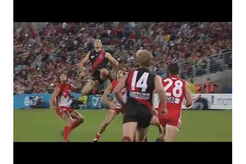 AFL Premiership 2005 Promotional/Beggining Video - YouTube