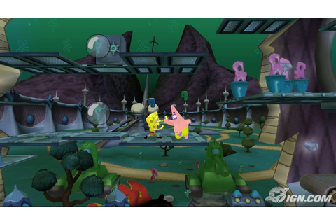 SpongeBob SquarePants: Underpants Slam! Screenshots ...