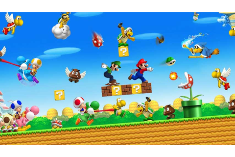 The best games on Wii U - VG247