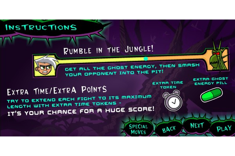 Danny Phantom: Urban Jungle Rumble Hacked (Cheats ...