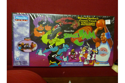 THE 10 BEST (AND MOST RIDICULOUS) SPACE JAM MEMORABILIA ...