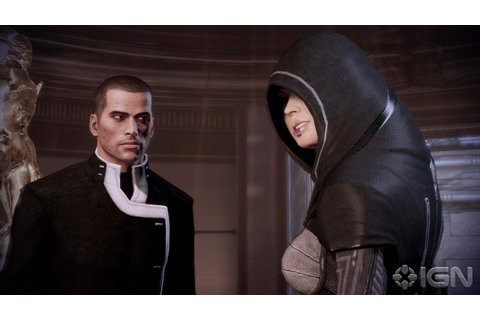 Mass Effect 2: Kasumi's Stolen Memory Screenshots ...