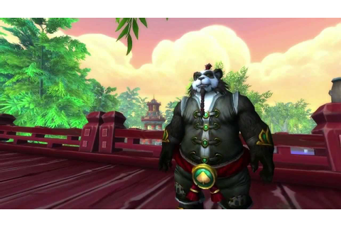 World of Warcraft: Mists of Pandaria ★Official Gameplay ...