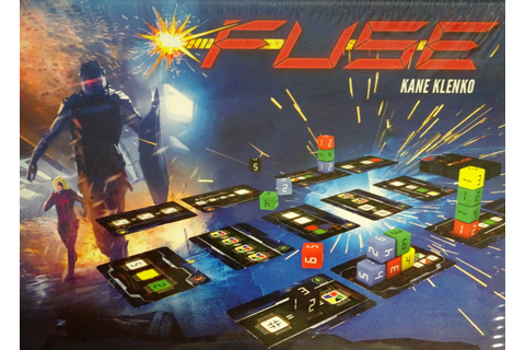 Fuse Board Game | Repair Wiring Scheme