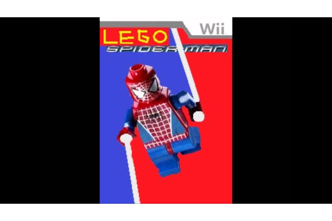 Lego spiderman the video game - YouTube