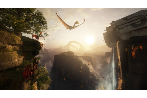 Hands-on: Crytek's 'Robinson The Journey' Prototype is a ...