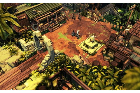 Jagged Alliance: Rage! on Steam - PC Game | HRK Game