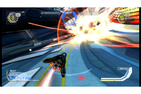 Wipeout HD Fury ... (PS3) - YouTube