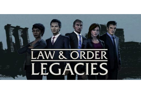 Law & Order: Legacies for iPad – Episode 3 Now Available ...
