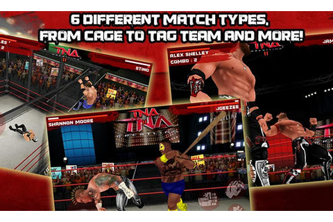 TNA Wrestling iMPACT! » Android Games 365 - Free Android ...