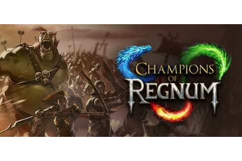 Champions of Regnum on Steam