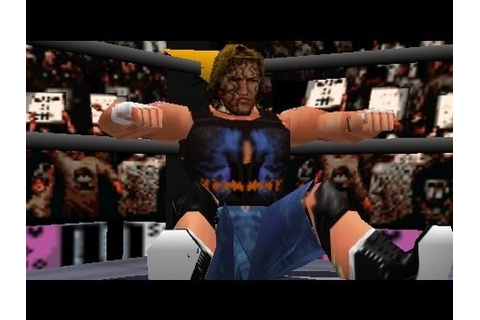 WCW/nWo Revenge (N64) - Raven Entrance & Finisher - YouTube