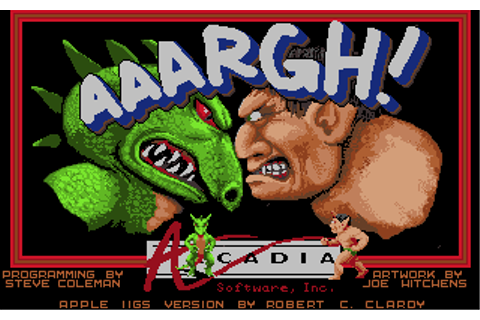 Download AAARGH! - My Abandonware