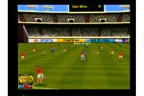 EA Sports Presents Fifa 97 Game Trailer - YouTube