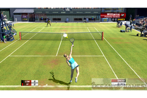 Virtua Tennis 3 Free Download - Ocean Of Games