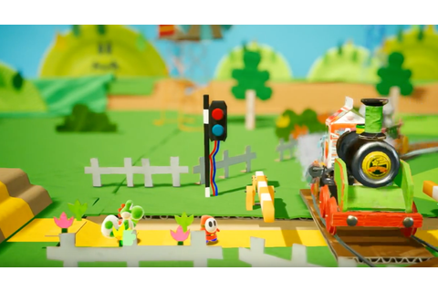 Yoshi's Crafted World Appears On Nintendo's Website ...