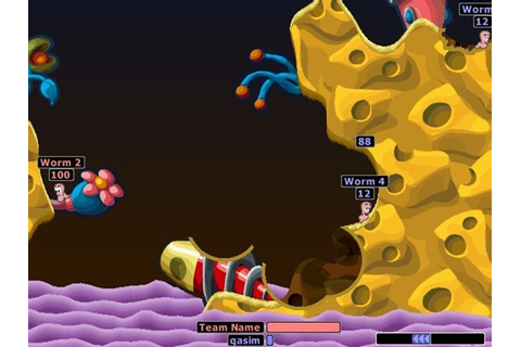 Worms 2 Game - Free Download Full Version For PC