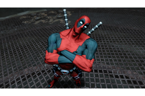 Deadpool game rated M for jokes during violence and ...
