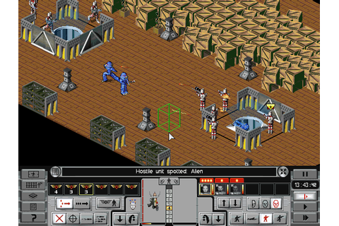 X-COM: Apocalypse (1997) by Microprose MS-DOS game