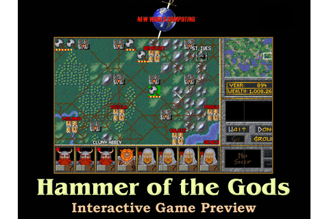 Hammer of the Gods | Fun Screen Puzzle