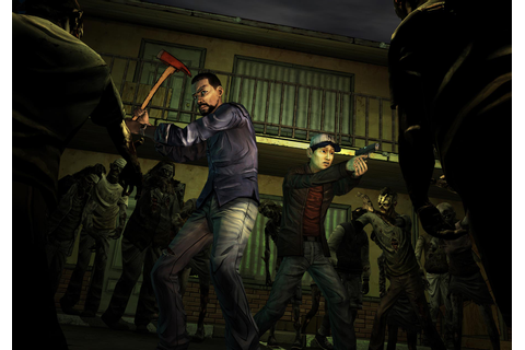 Preview: The Walking Dead game is being done right
