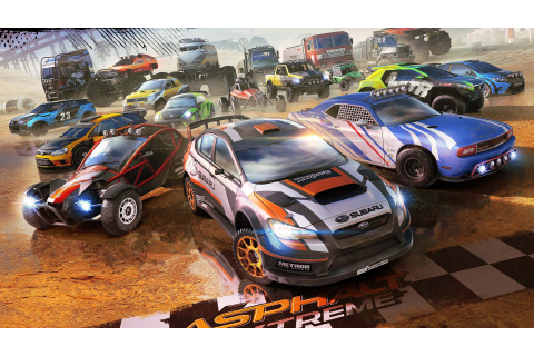 Wallpaper Asphalt Xtreme, racing, Android, iOS, PC, Games ...