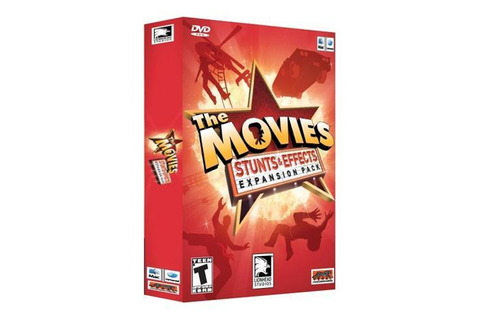 The Movies: Stunts and Effects Expansion Pack Mac Game ...