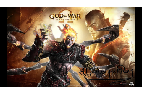 God Of War Ascension: Ares gameplay - YouTube