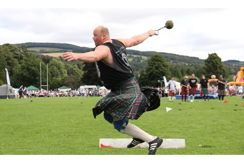 Highland Games Photo Gallery | Pitlochry Highland Games