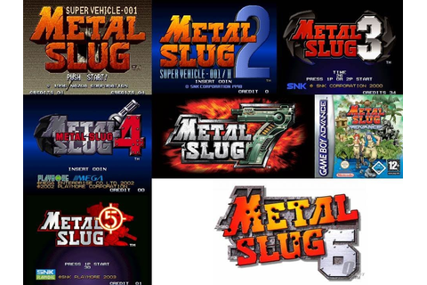 DOWNLOAD metal slug 1+2+x+3+4+5 full Game PC *free ...