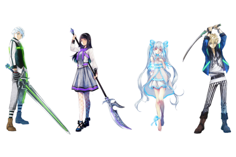 Exist Archive – The Other Side of the Sky Characters and ...