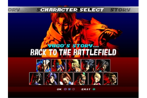 Bloody Roar 2 – Bringer of the New Age (E) (SLES-01722 ...