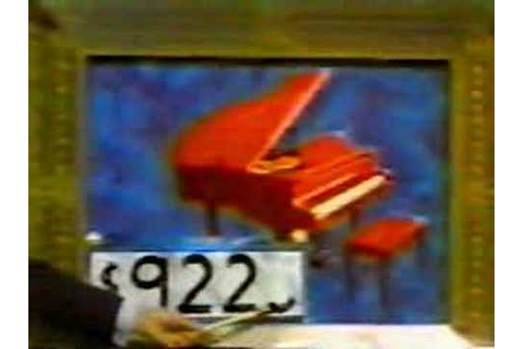 Price is Right - Vintage Pricing Game - Gallery Game - YouTube
