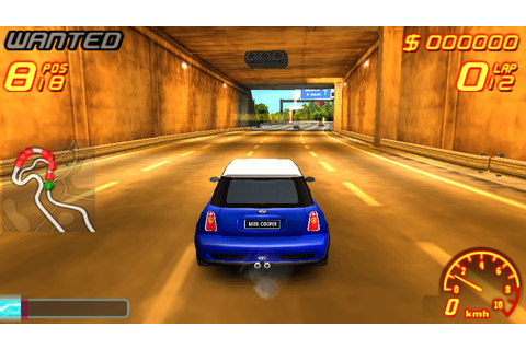Asphalt - Urban GT 2 (Europe) ISO