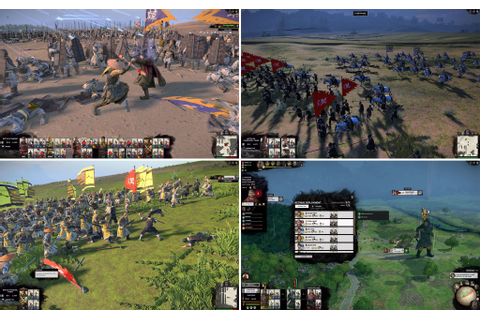 Historical strategy game Total War: Three Kingdoms now ...