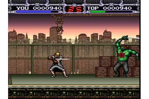 X-Kaliber 2097 (SNES) - First Boss (Tattoo) - YouTube