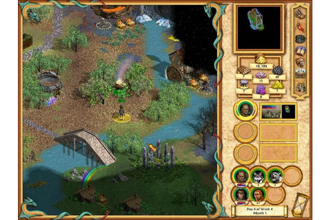 Heroes of Might and Magic 4 Winds of War Download Free ...