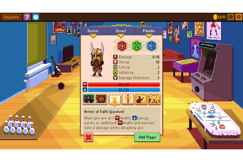 Knights Of Pen And Paper 2 Gets New Update Adding New ...