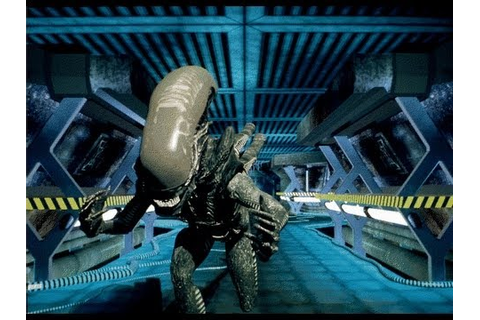 Alien Trilogy Gameplay Part 01 Full HD - YouTube