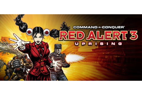Command & Conquer: Red Alert 3 - Uprising on Steam