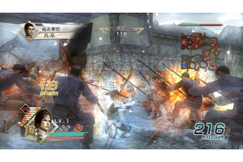Download Dynasty Warriors 6 PC RIP English ~ Giatbanget