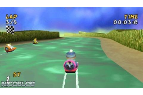 XS Airboat Racing (USA) PSX ISO | Cdromance