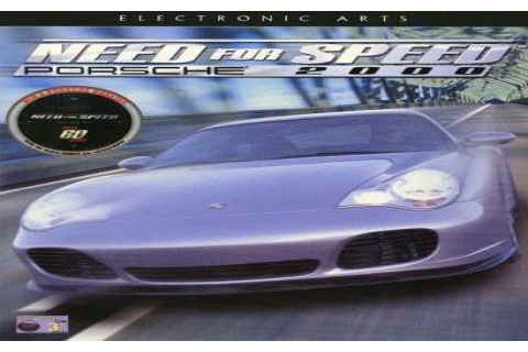 Need for Speed 5: Porsche 2000 download PC